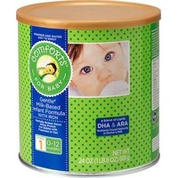 Kroger Comforts For Baby Infant Formula