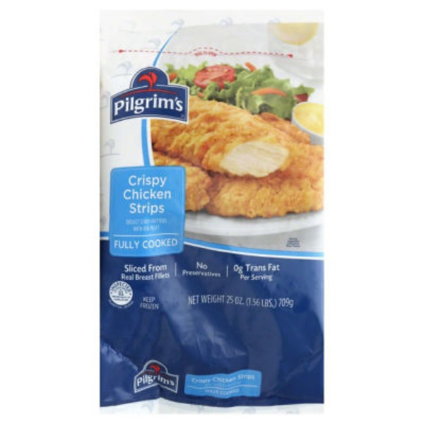 Pilgrim's Crispy Chicken Strips