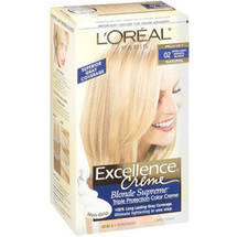 L'Oreal Excellence Creme Blonde Supreme 02 Hair Color