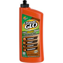 Orange Glo Hardwood Floor 2-In-1 Clean & Shine