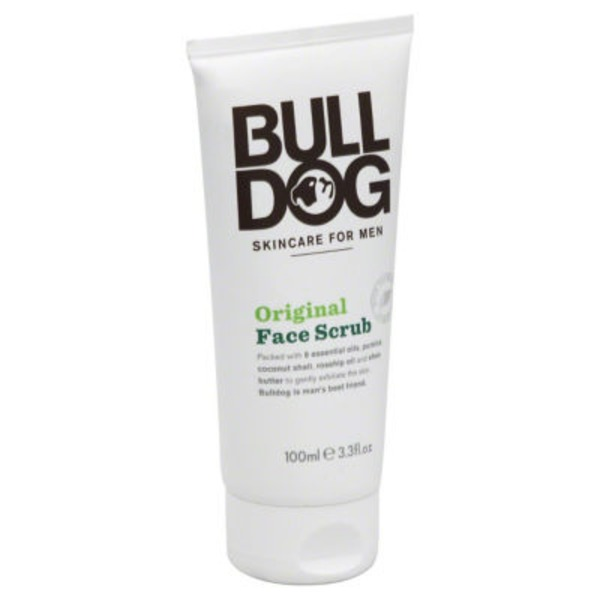 Bulldog Face Scrub, Original