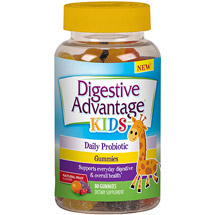Digestive Advantage Kids Daily Probiotic Gummies Dietary Supplement