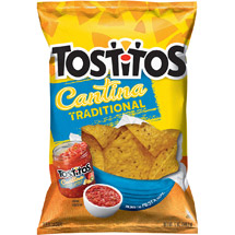 Tostitos Cantina Traditional Tortilla Chips