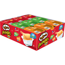 Pringles Variety Pack Potato Crisps