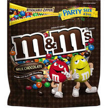 M&Ms Milk Chocolate Candies
