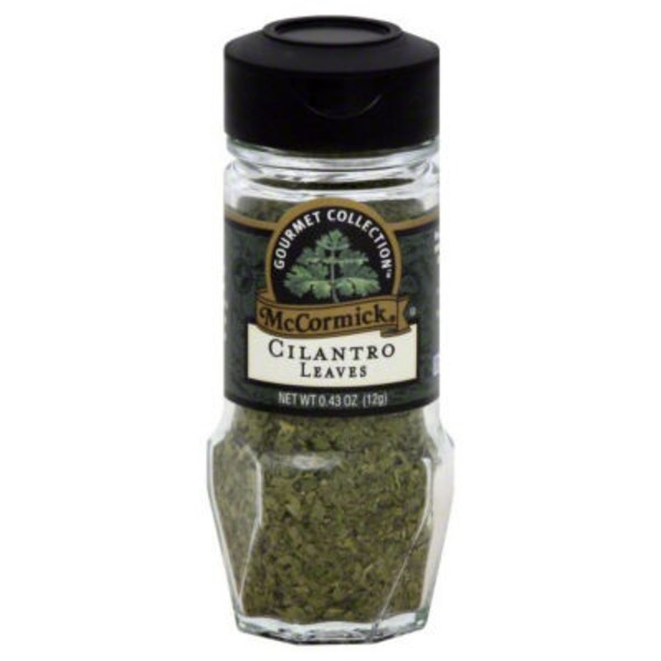 McCormick Gourmet Collection All Natural Cilantro