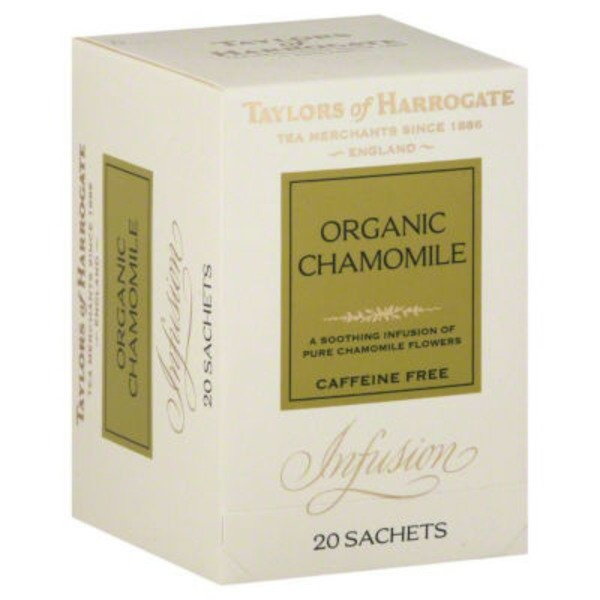 Taylors of Harrogate Organic Chamomile Tea