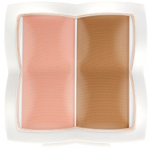 Flower Glow Baby Glow Blush-Bronzer Duo Beachy Keen