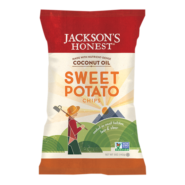 Jacksons Honest Sweet Potato Chips