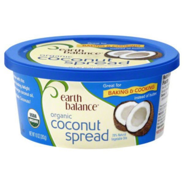 Earth Balance Organic Coconut Spread