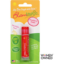 Blamtastic Lip Balm Strawberry Shake