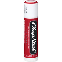 Chapstick Classic Strawberry Skin Protectant/Sunscreen SPF 4