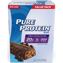 Pure Protein Chewy Chocolate Chip High Protein Bars