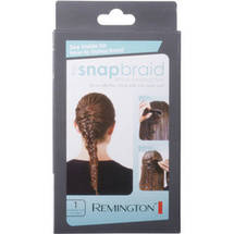 Remington The Snap Braid Fishtail Hair Braiding Tool