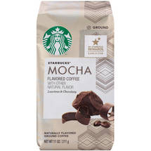 Starbucks Mocha Ground Coffee