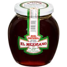 El Mexicano Miel Natural Bee Honey