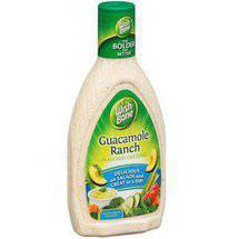 Wish-Bone Guacamole Ranch Flavored Dressing
