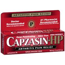 Capzasin-HP High Potency Arthritis Pain Relief