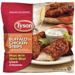 Tyson Buffalo Style Made w/White Meat Chicken Strips
