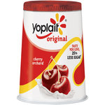 Yoplait Original Cherry Orchard Yogurt