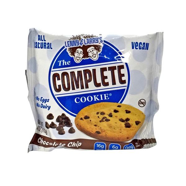 Lenny & Larry's The Complete Cookie Chocolate Chip