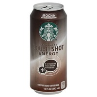 Starbucks DoubleShot Energy Mocha Energy Coffee Drink