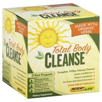 Brenda Watson's Vital Woman Renew Life Total Body Cleanse Complete 14-Day Internal Cleanse