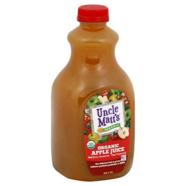 Uncle Matt's Organic Organic Apple Juice