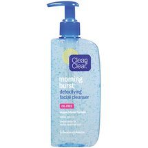 Clean & Clear Morning Burst Detoxifying Cleanser
