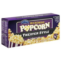 Hill Country Fare Theater Style Microwave Popcorn