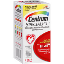 Centrum Specialist Multi-Vitamin/Multi-Mineral Dietary Supplement