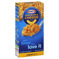 Kraft Dinners Original Flavor Macaroni & Cheese Dinner