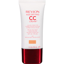 Revlon Age Defying CC Cream Color Corrector 040 Medium Deep