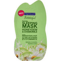 Feeling Beautiful Honeydew & Chamomile Sleeping Facial Mask