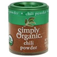 Simply Organic Certified Organic Chili Powder