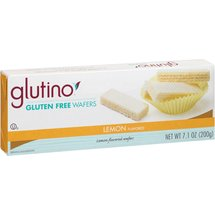 Glutino Lemon Cookies