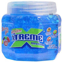 Wet Line Xtreme Professional Extra Hold Styling Gel Blue