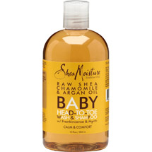 SheaMoisture Raw Shea Chamomile & Argan Oil Baby Wash & Shampoo