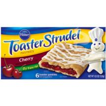 Pillsbury Toaster Strudel Cherry