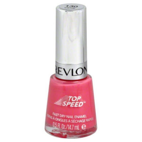 Revlon Top Speed Nail Enamel - Candy 130