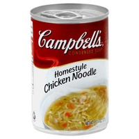 Campbell's Great for Cooking Cream of Mushroom/Cream of Chicken Condensed Soup