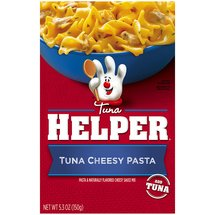 Tuna Helper Cheesy Pasta Dinner Kit