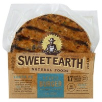 Sweet Earth Santa Fe Extra Lean Veggie Burger