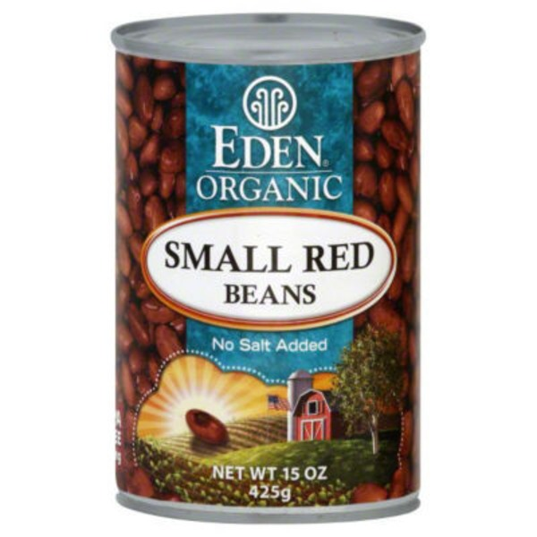 Eden Red Beans, Small