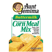 Aunt Jemima Buttermilk Self-Rising White Corn Meal Mix