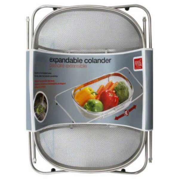 Good Cook Pro Expandable 22 Inch Colander