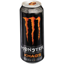 Monster Khaos Energy Juice Drink