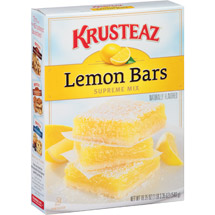 Krusteaz Lemon Bars Supreme Mix