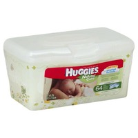 Huggies Natural Care Natural Care Baby Wipes