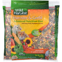 Wild Harvest Hamster & Gerbil Advanced Nutrition Diet